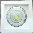 Đèn Led âm trần vuông – 12W – COB